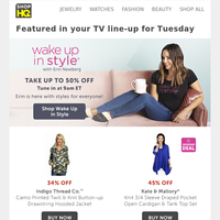 {NAME}, Watch What's on ShopHQ Today