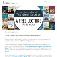 Enjoy 2 Free Lectures...Start Watching Now!