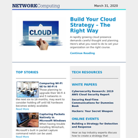 Build Your Cloud Strategy – The Right Way