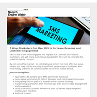 Webinar: SMS Marketing, how to start!