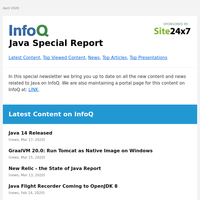 Java Special Report