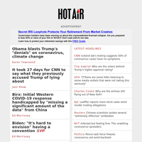 HotAir Daily Express 04/01/2020