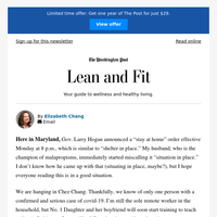 Lean and Fit: Situation in place?