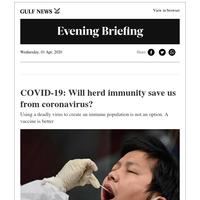 Will herd immunity save us from coronavirus?