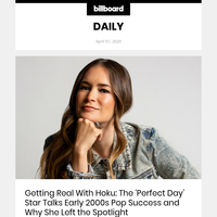 Getting Real With Hoku: The 'Perfect Day' Star Talks Early 2000s Pop Success & Why She Left the Spotlight