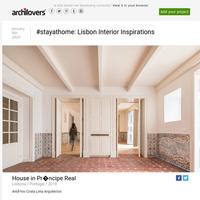 #stayathome: Lisbon Interior Inspirations