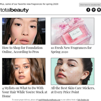 How to Shop for Foundation Online, According to Pros