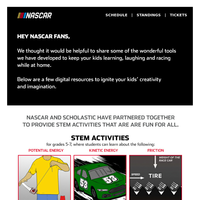 STEM Games, Activities and More for Kids 🏁