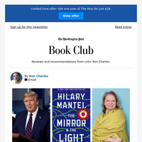 Book Club: James Patterson fights to keep bookstores afloat, and Dolly Parton wants to read you to sleep