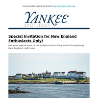 Your Charter Membership Invitation enclosed