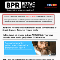 Travel records under wraps and tempers flare over Hunter Biden probe, Flynn lawyer drops Obama spy bomb ~ Your Conservative News Today