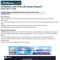 ABC, MSNBC Blame Coronavirus on Mike Pence and Christians