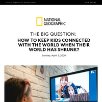 SPECIAL: Coronavirus family guide: Keeping kids connected (while apart)