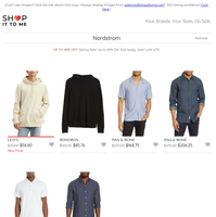 Levi's on sale and 25 more!