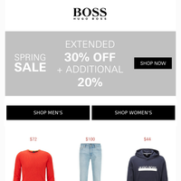 Sale Extended I Last Day