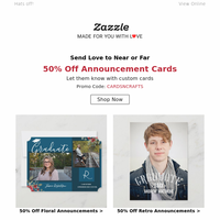 Your Guide to Grad Announcements