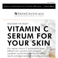 Pure. Potent. Proven For Your Skin Health.