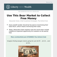 Your Chance to Collect Free Money