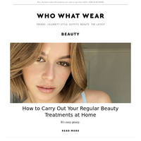 I'm a beauty editor, and this is my daily routine from start to finish