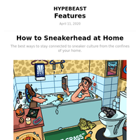 How to Sneakerhead at Home