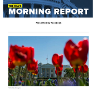 The Hill's Morning Report - Presented by Facebook - Plans vs. hopes for post-virus US economic renewal | Fauci: US should remain hunkered down in May if coronavirus not on downward slope | Congress cedes sway to administration on COVID-19 response |