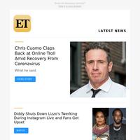 Chris Cuomo addresses online troll amid coronavirus recovery