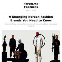 9 Emerging Korean Fashion Brands You Need to Know