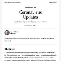 Coronavirus Updates: The rocky rollout of stimulus checks