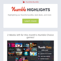 This week at Humble: Grab our 2K bundle, play Manual Samuel for free and get up to 75% off your favorite COD titles