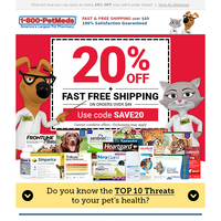 {NAME}, Earth Day Savings Inside For Your Pet