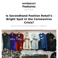 Is Secondhand Fashion Retail's Bright Spot in the Coronavirus Crisis?