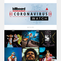 Are Record Labels Immune to the Coronavirus?