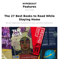 The 27 Best Books to Read While Staying Home