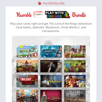 Play apart together with a bundle of digital board and card games!