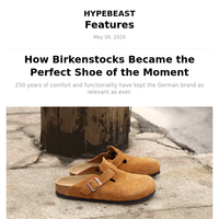 How Birkenstocks Became the Perfect Shoe of the Moment