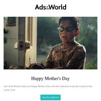 🌺 Ads Wish Your Happy Mother's Day