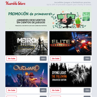 New deals added to the Spring Sale from Deep Silver, Frontier Developments, THQ Nordic, and more + pre-order Disintegration now!