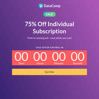 [75% Off] Only Hours left!