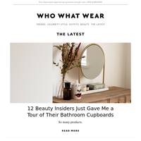 12 beauty insiders just gave me a tour of their epic bathroom cupboards