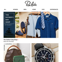 The Father's Day Shop • GOOD AMERICAN (New to Rue!)