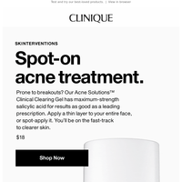 The must-have for breakouts.