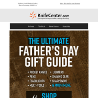The Ultimate Father's Day Gift Guide!