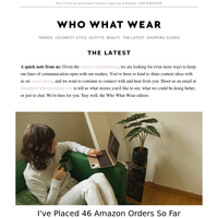 I've placed 46 Amazon orders this year—these 25 items are the best