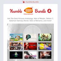 Roll up a bundle of BANDAI NAMCO games!