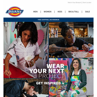 Get Creative With Dickies