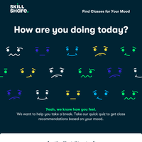Quiz: Find the Perfect Class for Your Mood