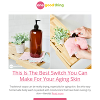 This Is The Best Switch You Can Make For Your Aging Skin