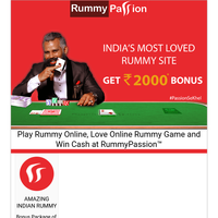 Play Rummy Online, Love Online Rummy_Game and Win Cash