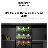It's Time to Optimize the Food Chain