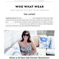 What a 55-year-old former Nordstrom buyer wants from the big Nordstrom sale